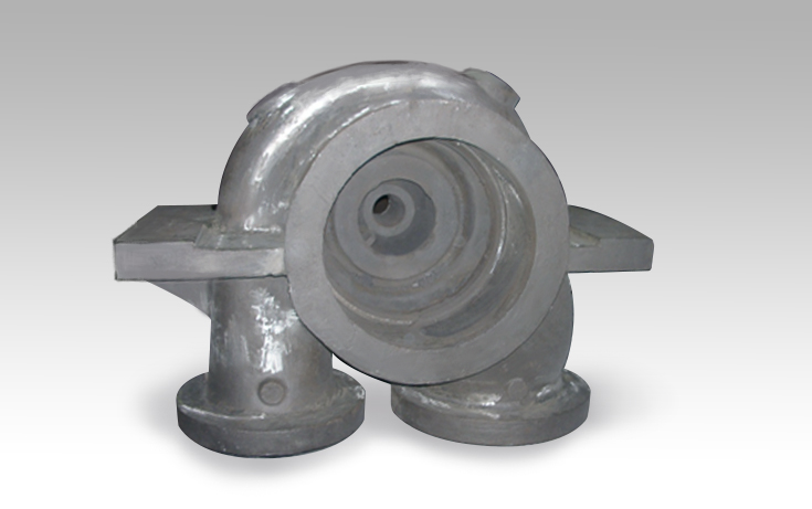 Pump Body Corrosion Resistant Steel