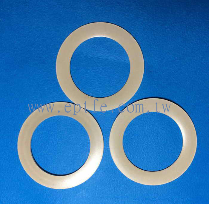 Compound PTFE piston  ring