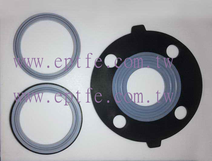 FDA certificated PTFE flange gasket